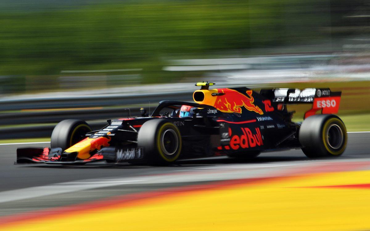 Helmut Marko explicó por qué degradaron a Pierre Gasly a Toro Rosso