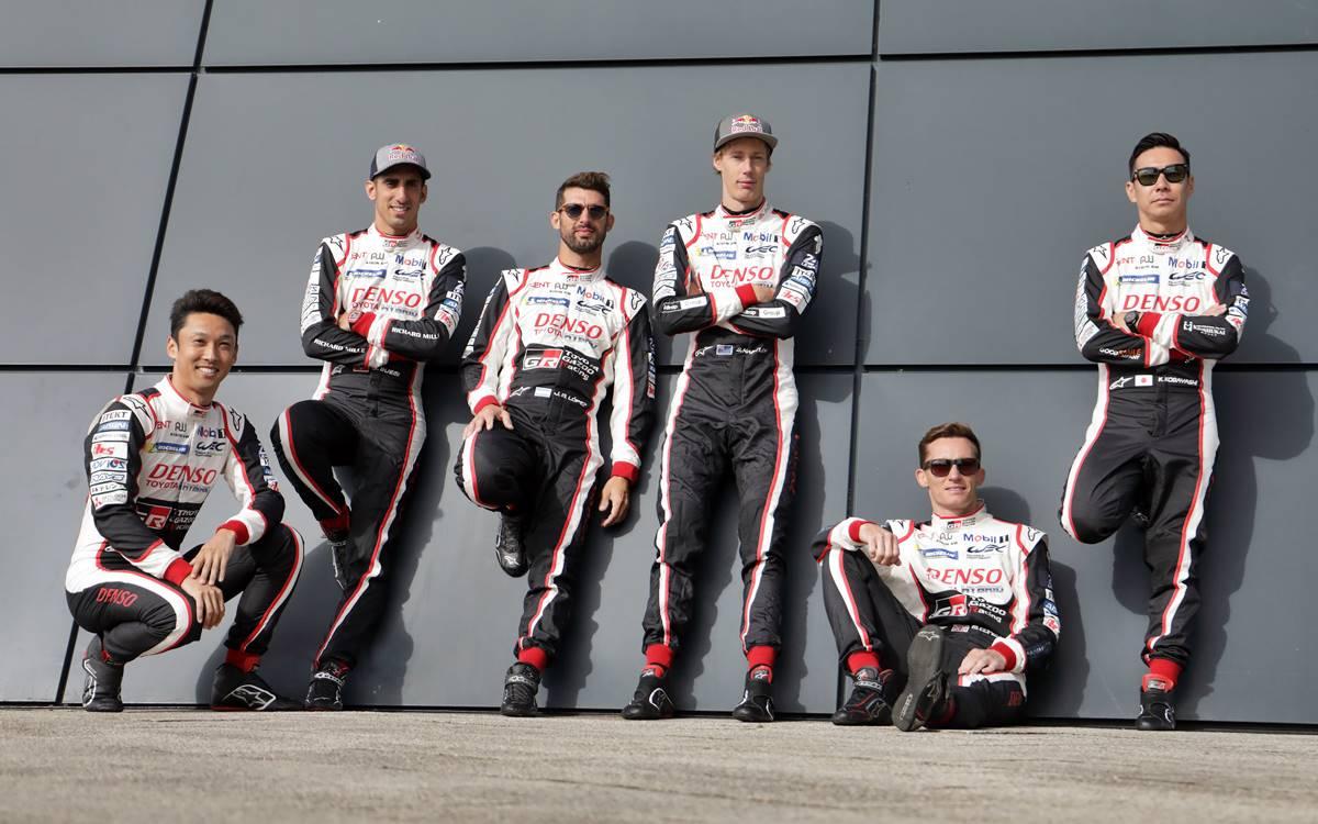 El Toyota GAZOO Racing defiende su reinado en el WEC