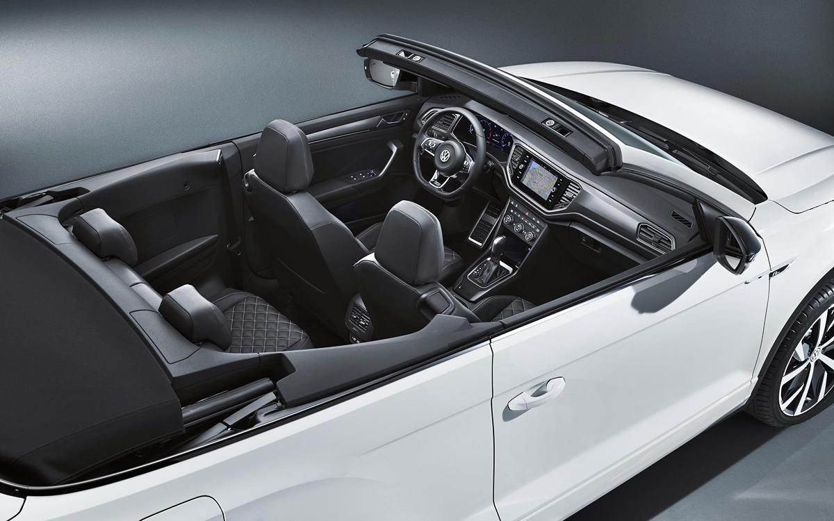 VW T-Roc Cabrio: Un SUV para disfrutar al aire libre