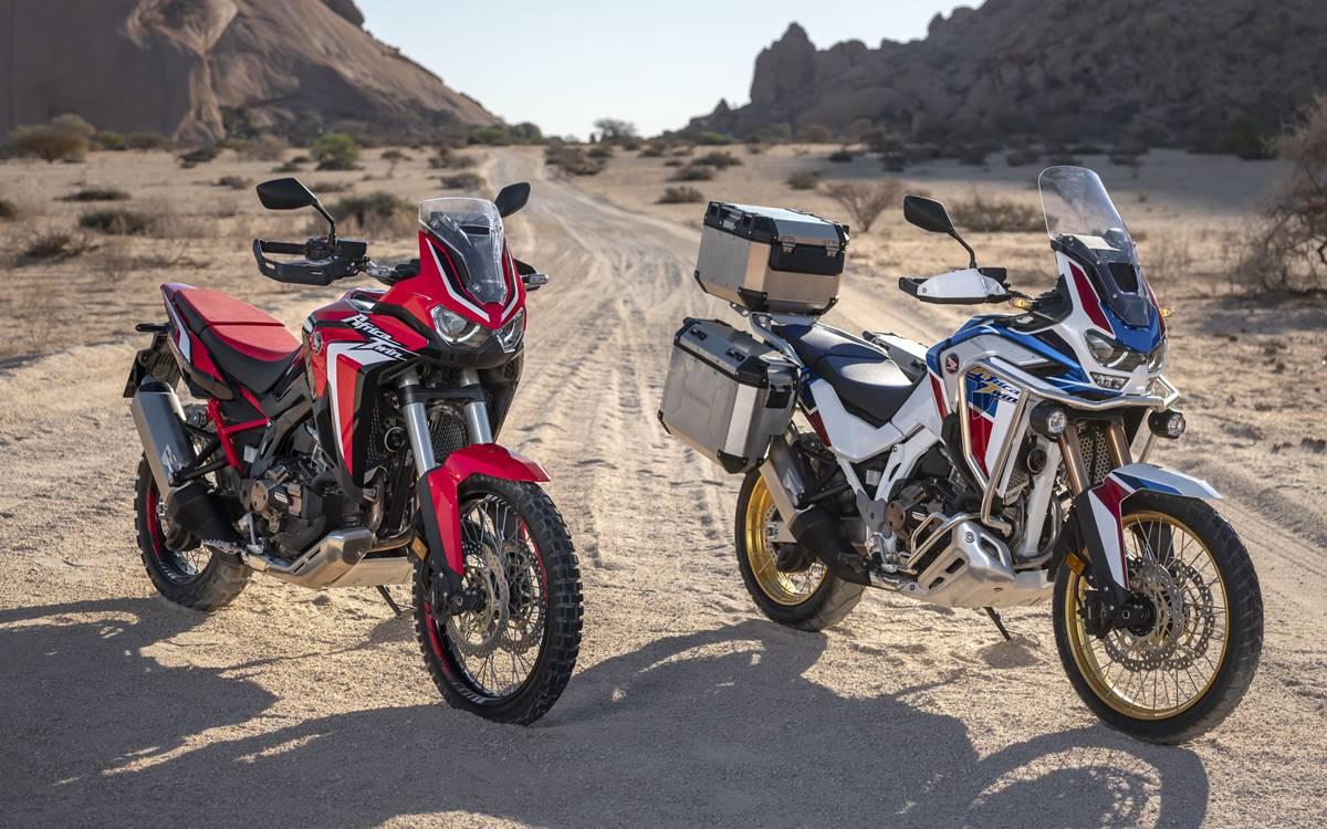 Honda Africa Twin 2020 y Adventure Sports: Nuevo motor y varias novedades