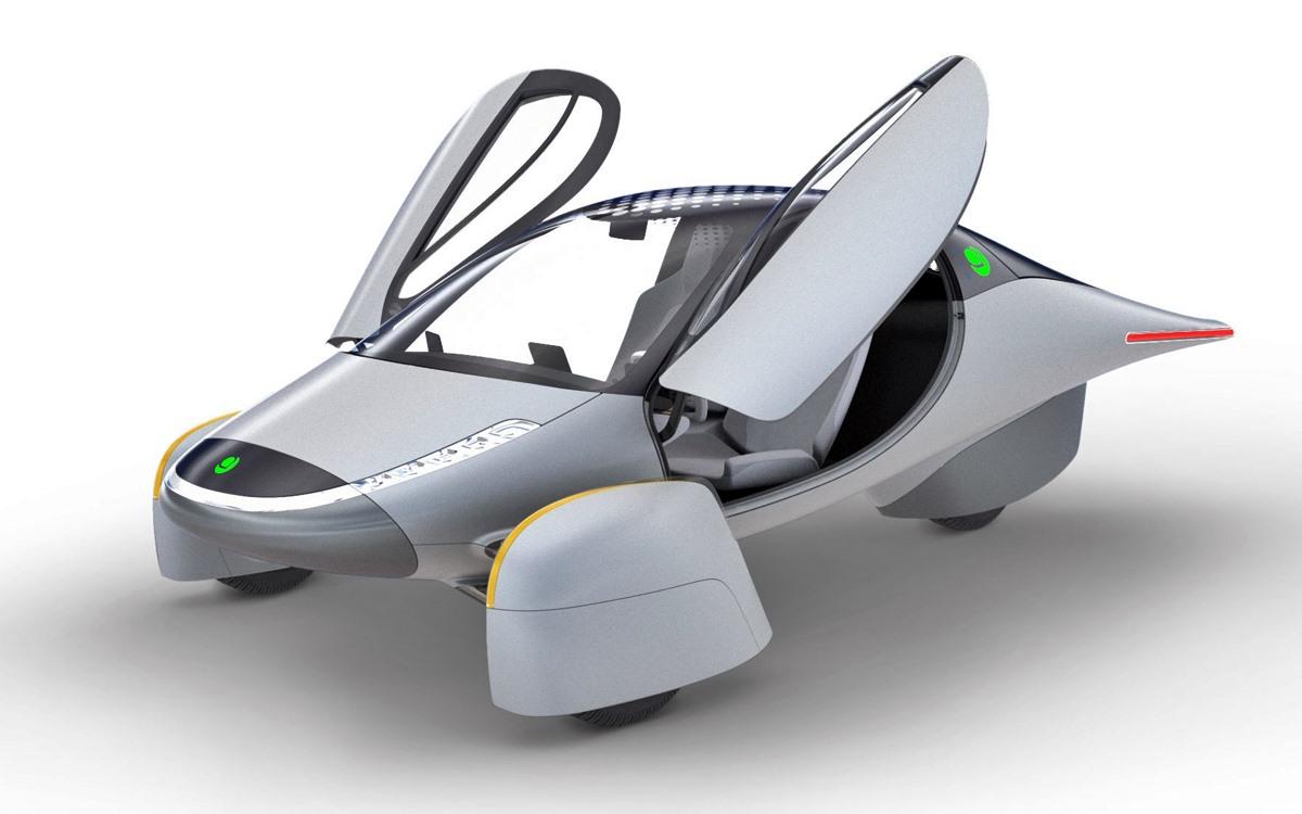 Aptera: El vehículo eléctrico de tres ruedas que promete 1.600 km de autonomía