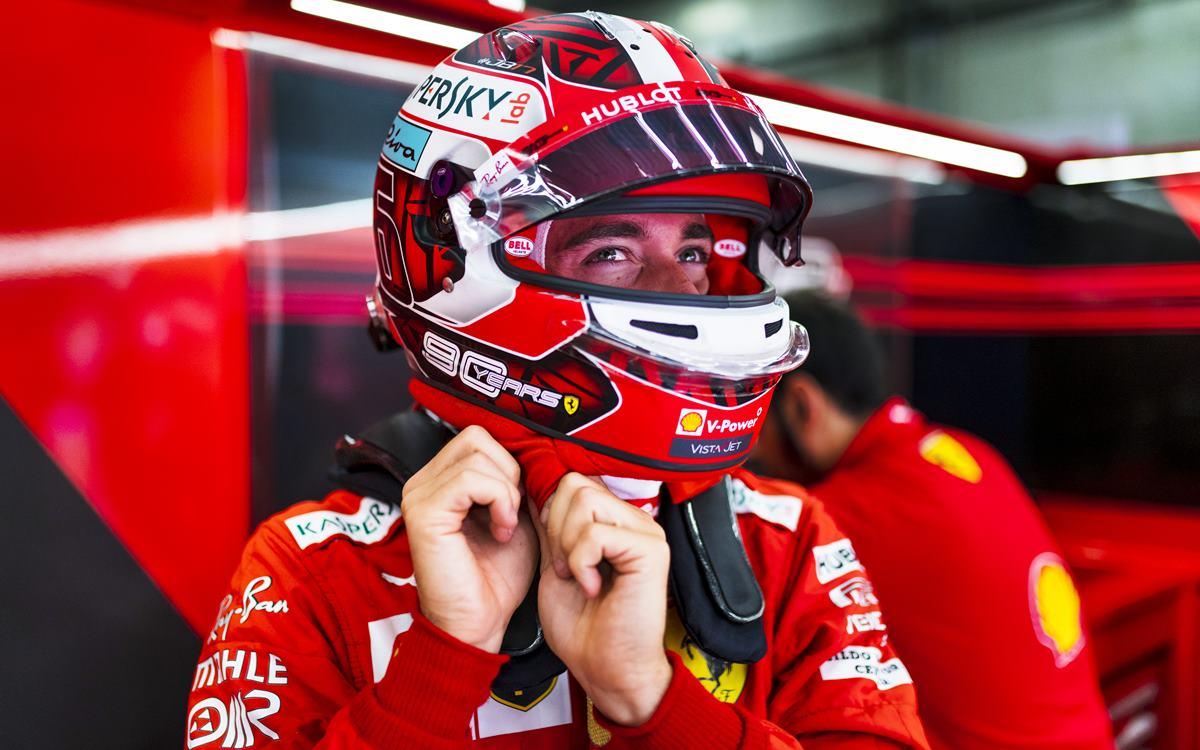 ¿Charles Leclerc el nuevo Niki Lauda?