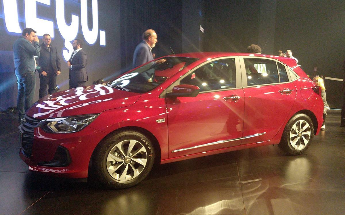 Chevrolet Onix: Un éxito que se renueva