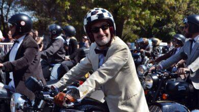 Photo of Participá del The Distinguished Gentleman's Ride y unite al ELF Fundraising Team
