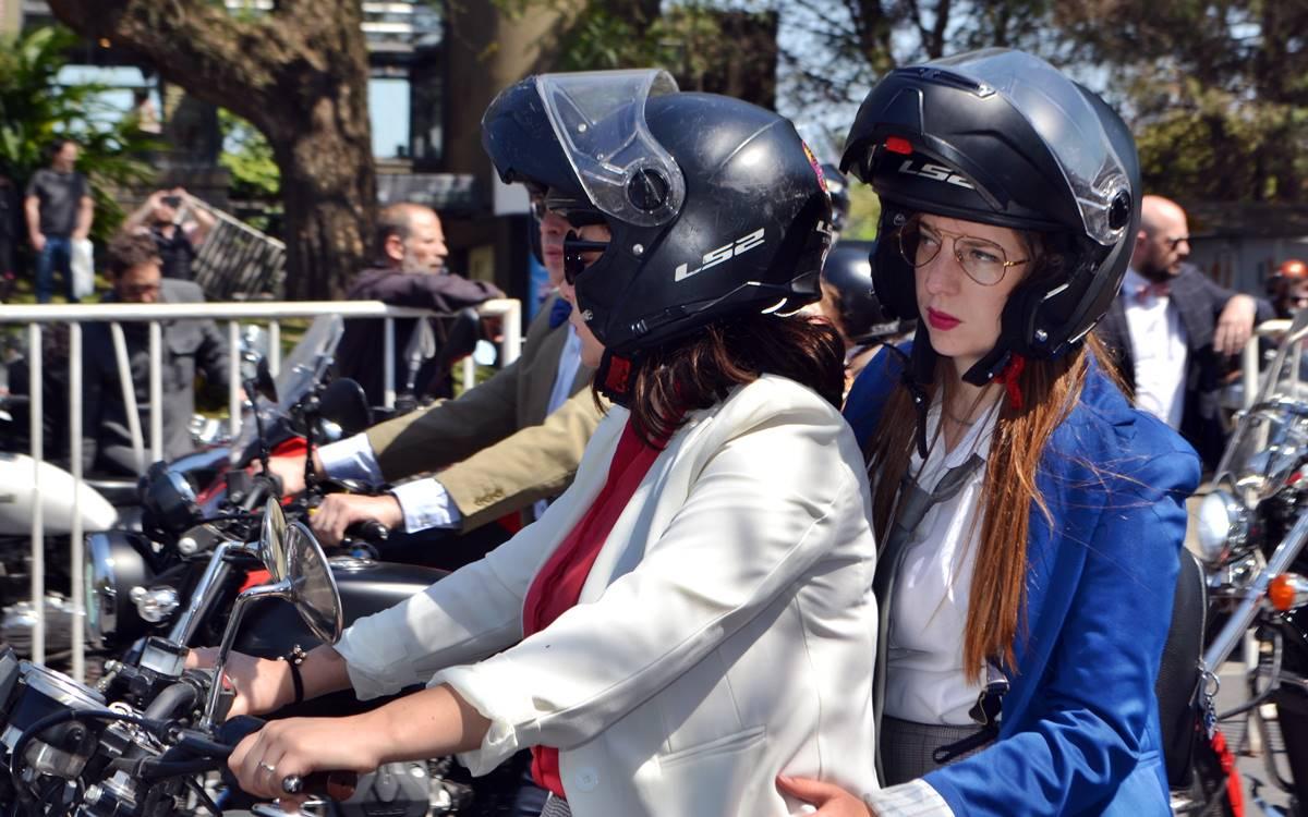The Distinguished Gentleman's Ride Buenos Aires en fotos