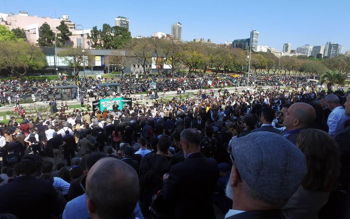 Buenos Aires, la reina del The Distinguished Gentleman's Ride