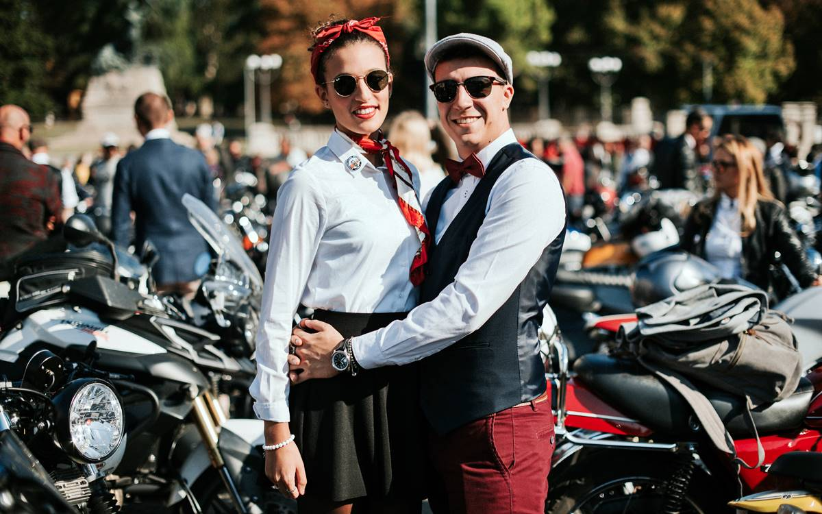 ¿Cómo lucirse en el The Distinguished Gentleman's Ride?
