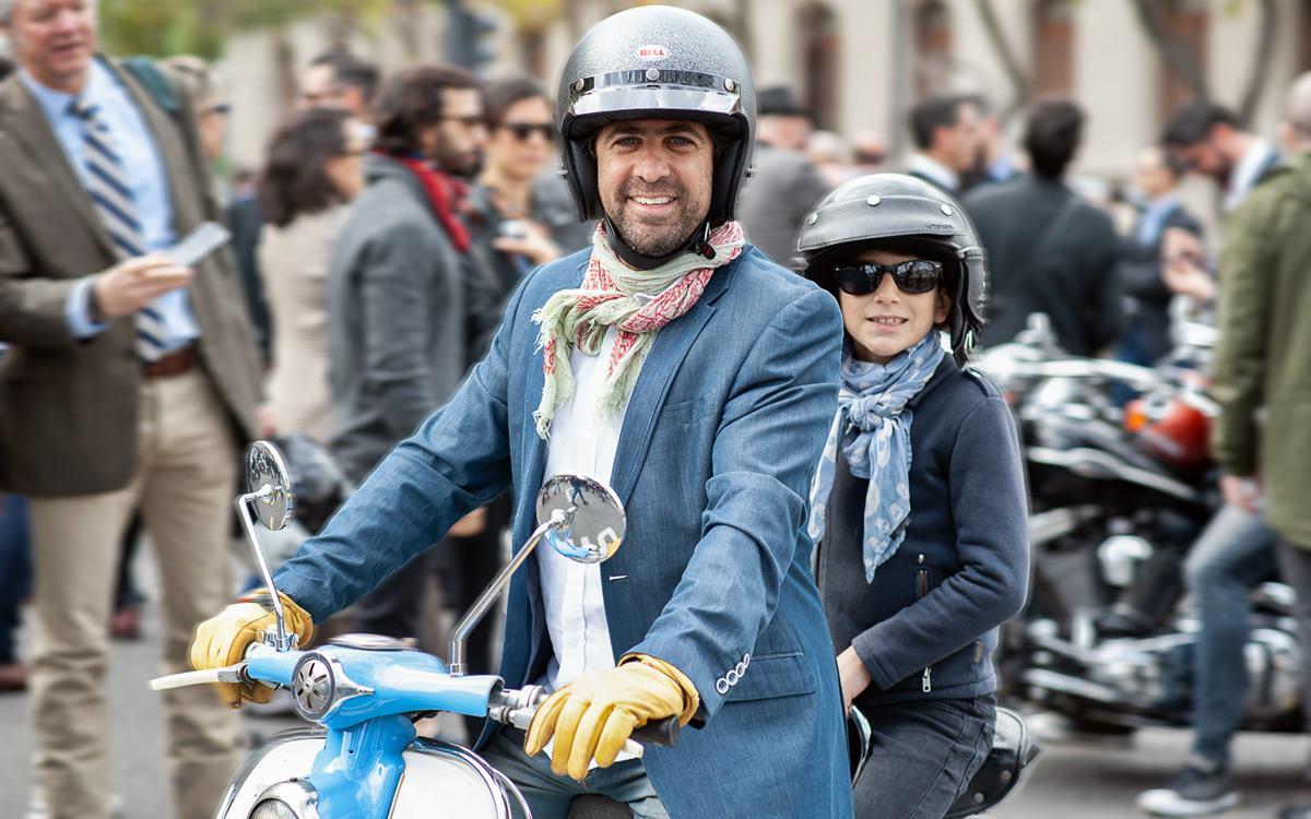 The Distinguished Gentleman's Ride contará con más de 2.600 motociclistas en Argentina