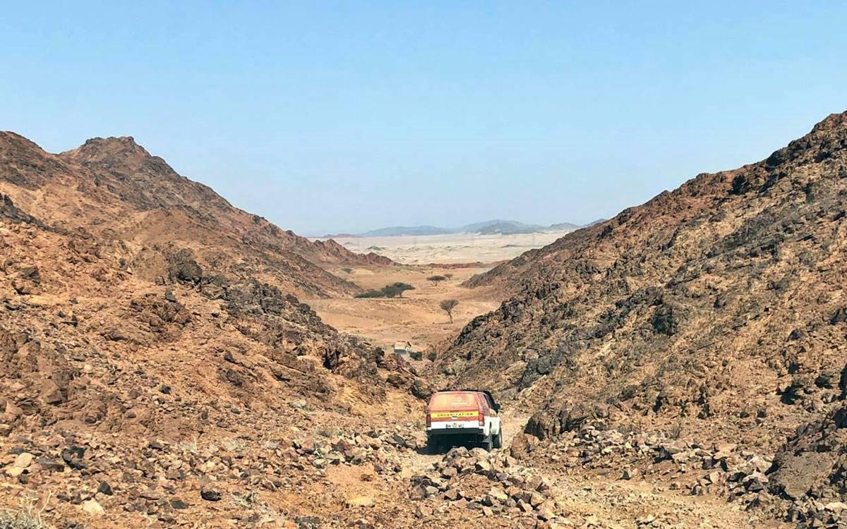 Dakar 2020: Arabia Saudita al descubierto