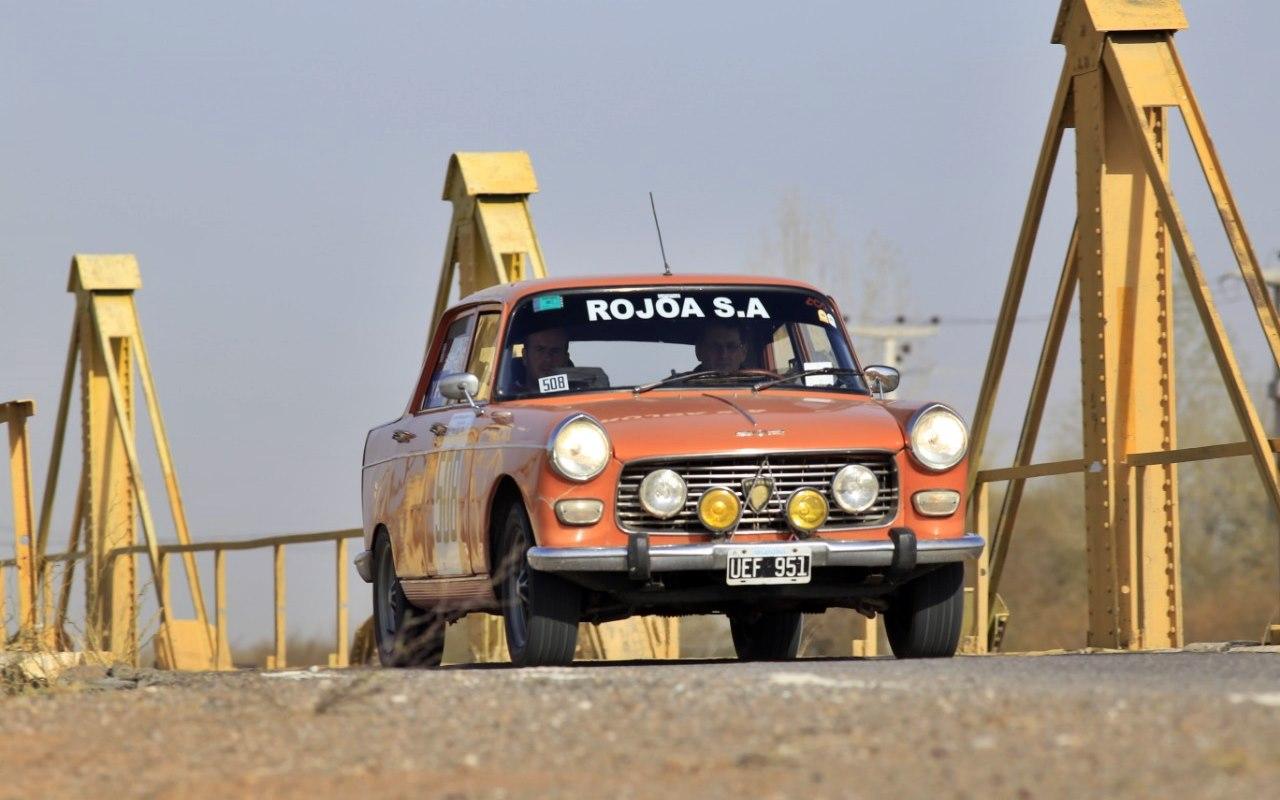 Gran Premio Argentino Histórico: Un Peugeot, un Ford y un Torino luchan por la gloria