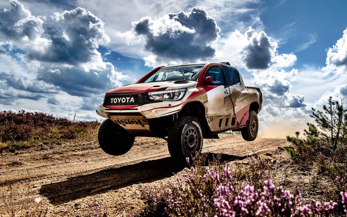 Fernando Alonso suma más kilómetros de pruebas pensando en el Dakar 2020
