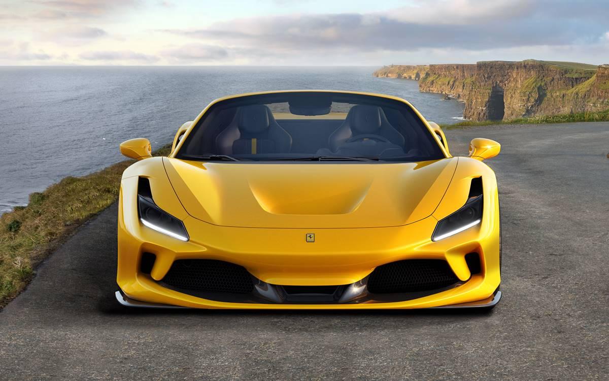 Ferrari F8 Spider: La evolución de la especie