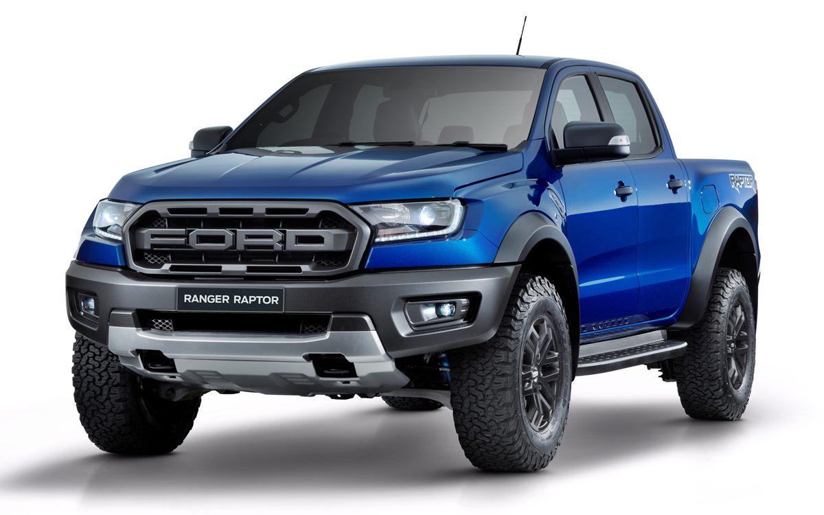 Ford Ranger Raptor: Una pick-up para hacerle frente a todo