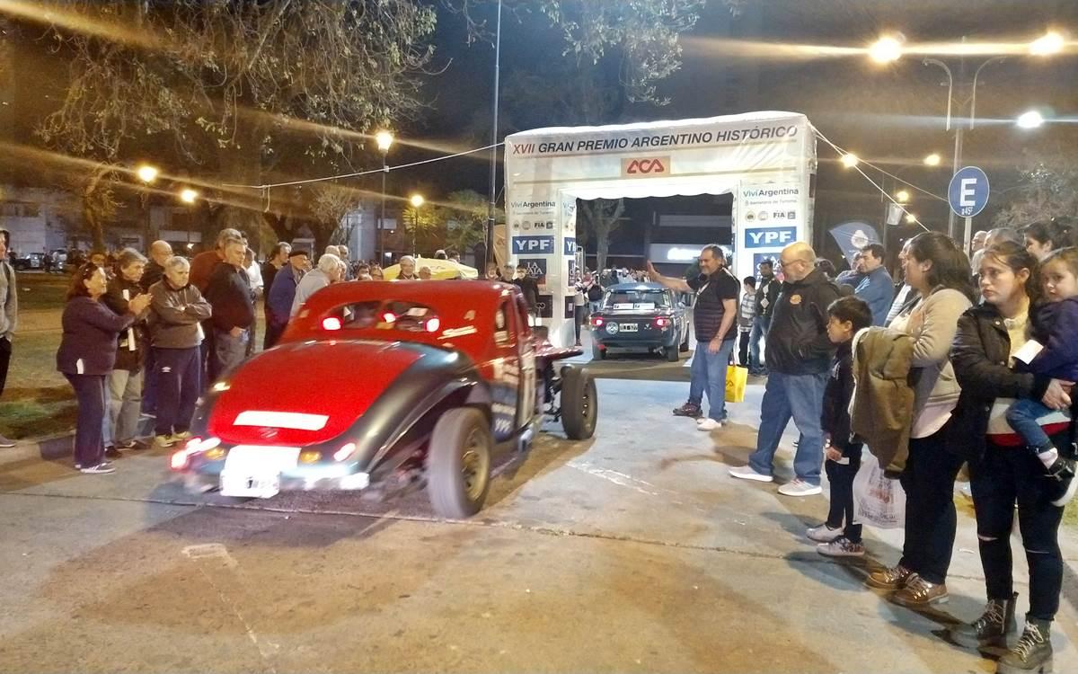 Gran Premio Argentino Histórico: Como en los viejos tiempos