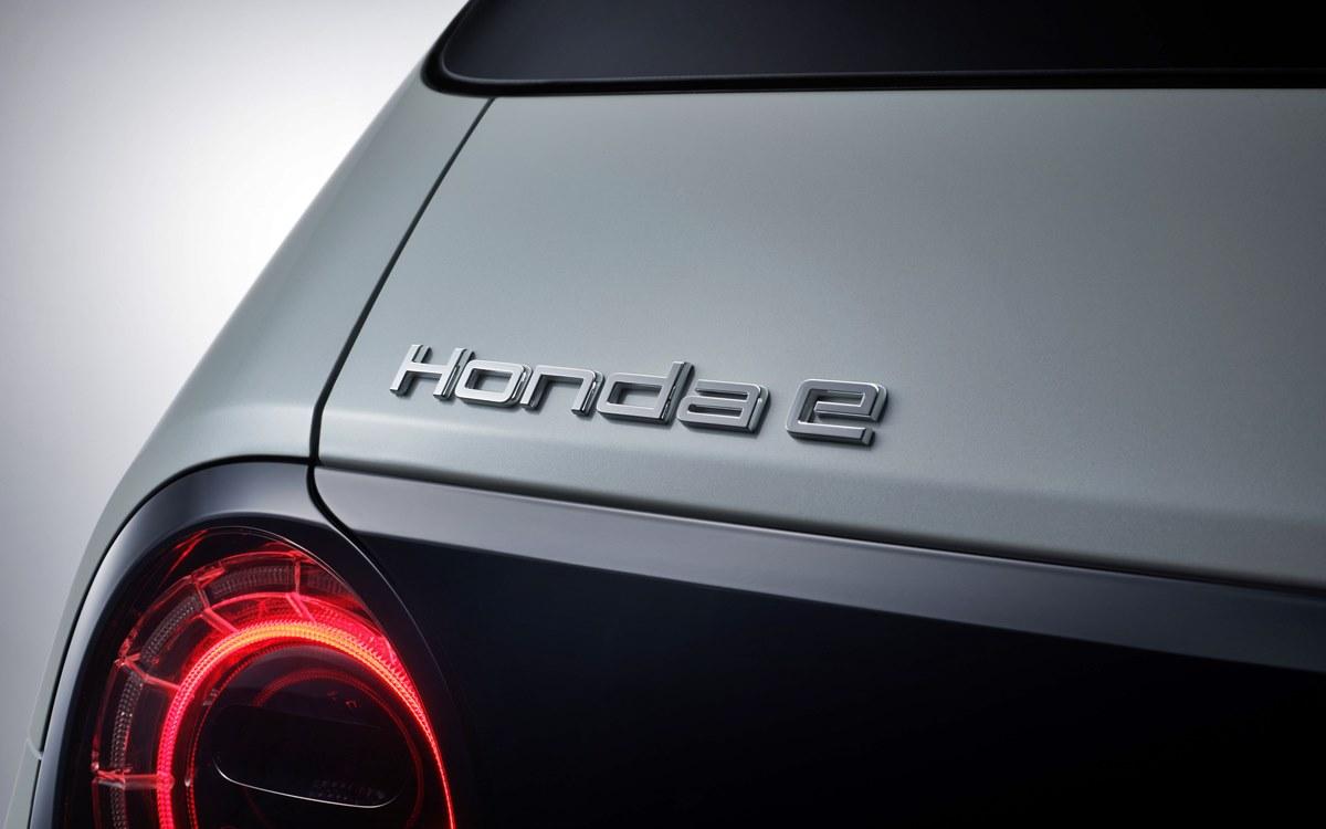 Honda e: Así es la versión definitiva