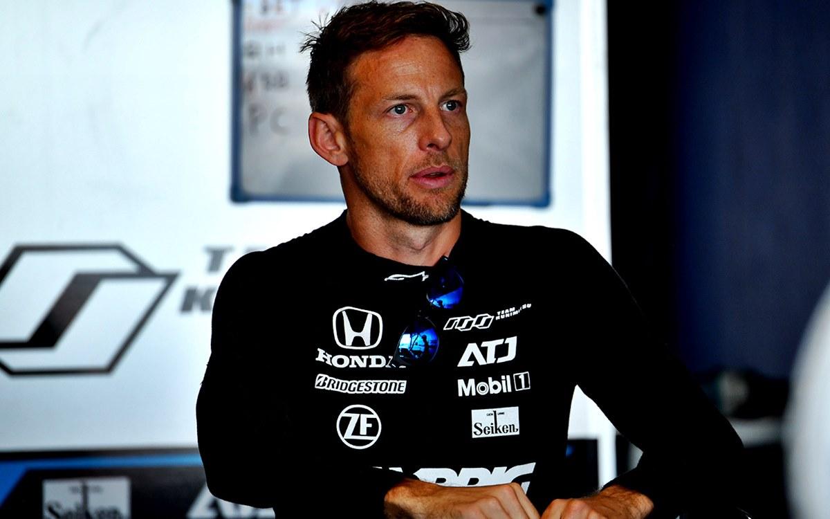 Jenson Button correrá en el DTM… ¡Con Honda!