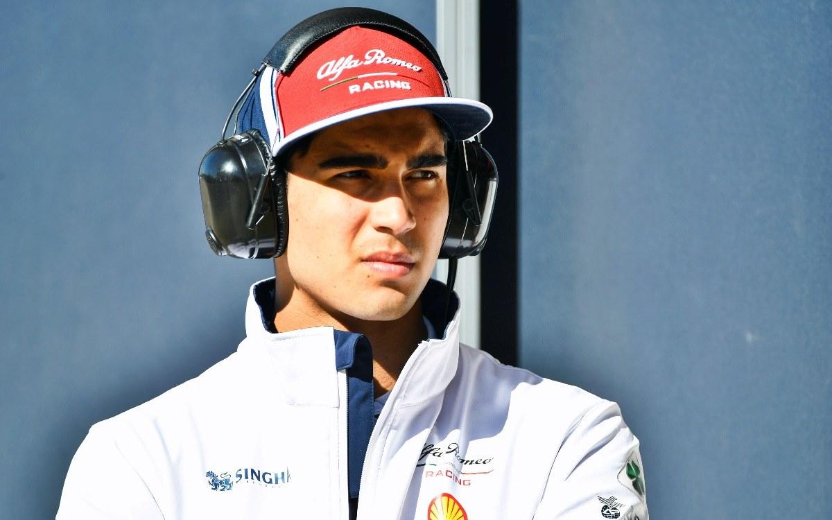 La salud de Juan Manuel Correa, el otro implicado en el accidente de la Fórmula 2