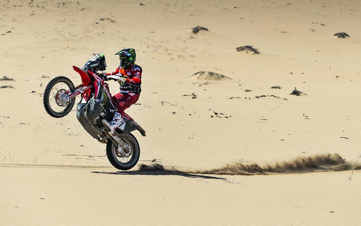 Regreso con gloria para Pablo Quintanilla en el Rally de Atacama