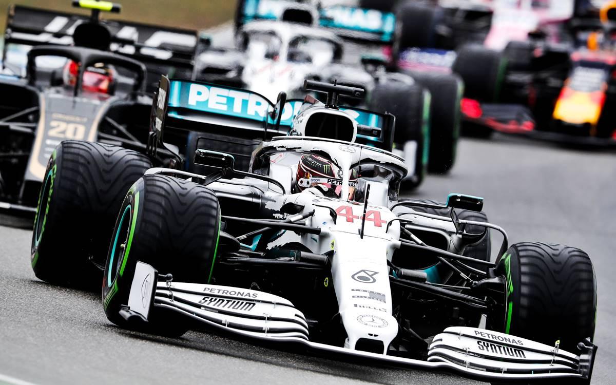Lewis Hamilton y Robert Kubica mantienen los puntos logrados en el GP de Alemania