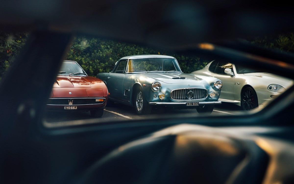 Maserati International Rally