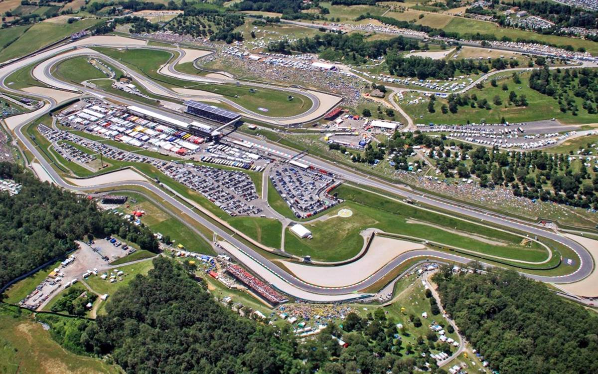 Mugello quiere ser sede de un Gran Premio de Fórmula 1