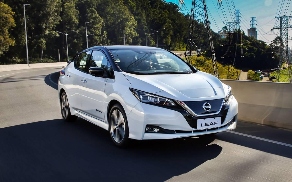 El Nissan LEAF llega a Uruguay