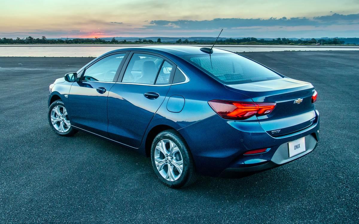 Los nuevos Chevrolet Onix y Onix Plus llegarán a la Argentina en diciembre