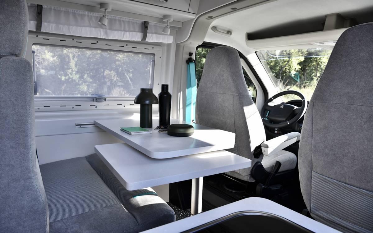 Peugeot Boxer 4x4 Concept: Compañero de aventuras