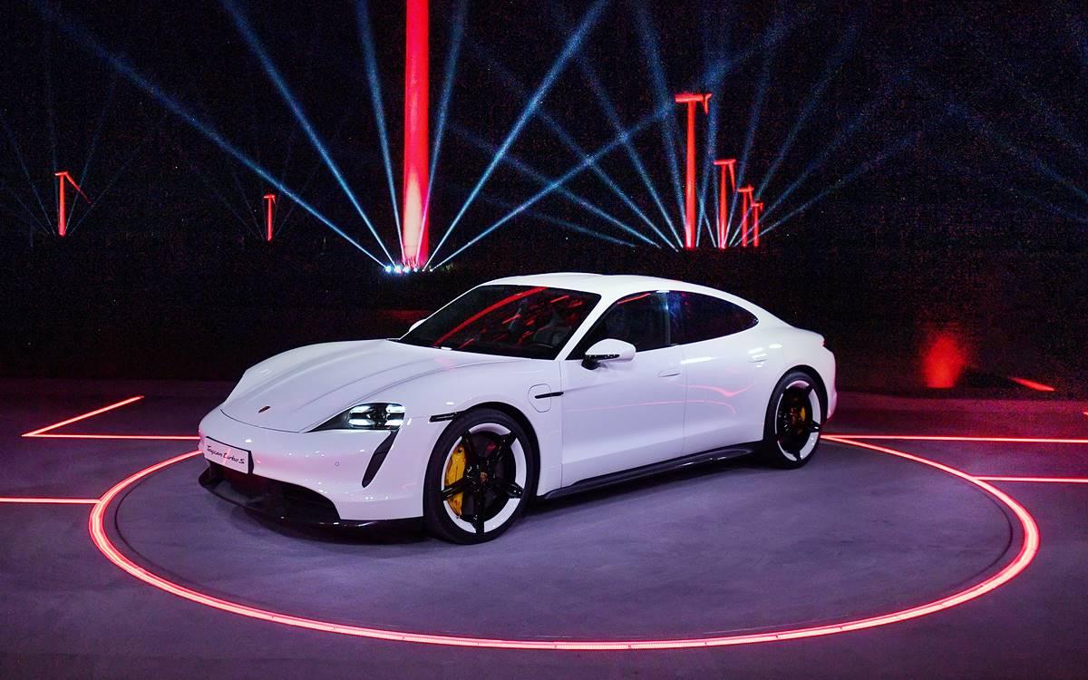 Porsche Taycan: Deportividad sostenible