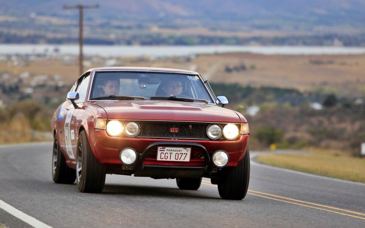 Gran Premio Argentino Histórico: El Toyota Celica GT que se roba todas las miradas