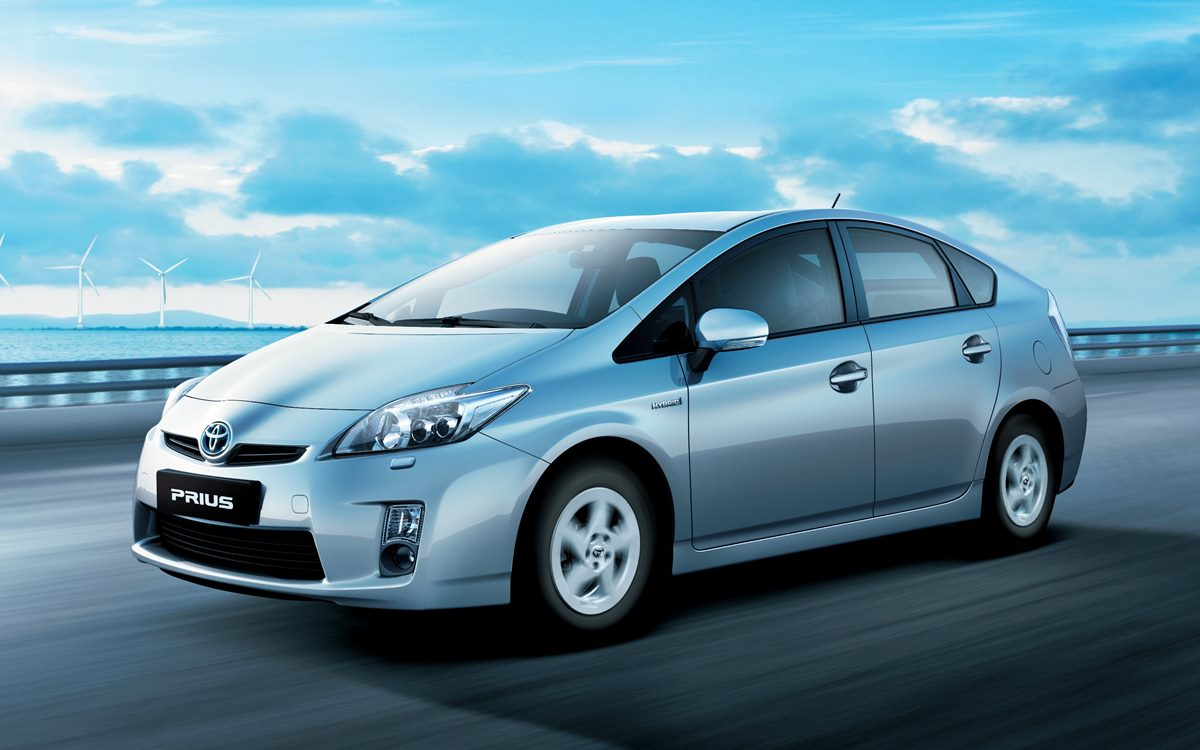 El Toyota Prius se renueva