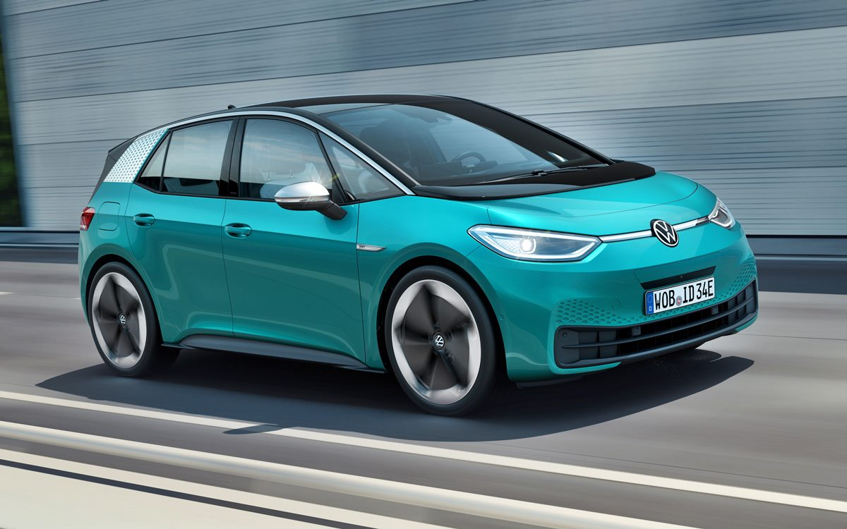 VW ID.3: El salto a una nueva era