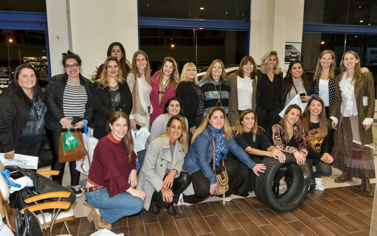 Volvió el ciclo Women by Peugeot