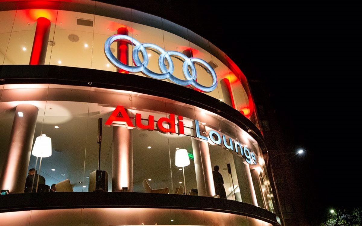 El Audi Lounge Buenos Aires abrió sus puertas