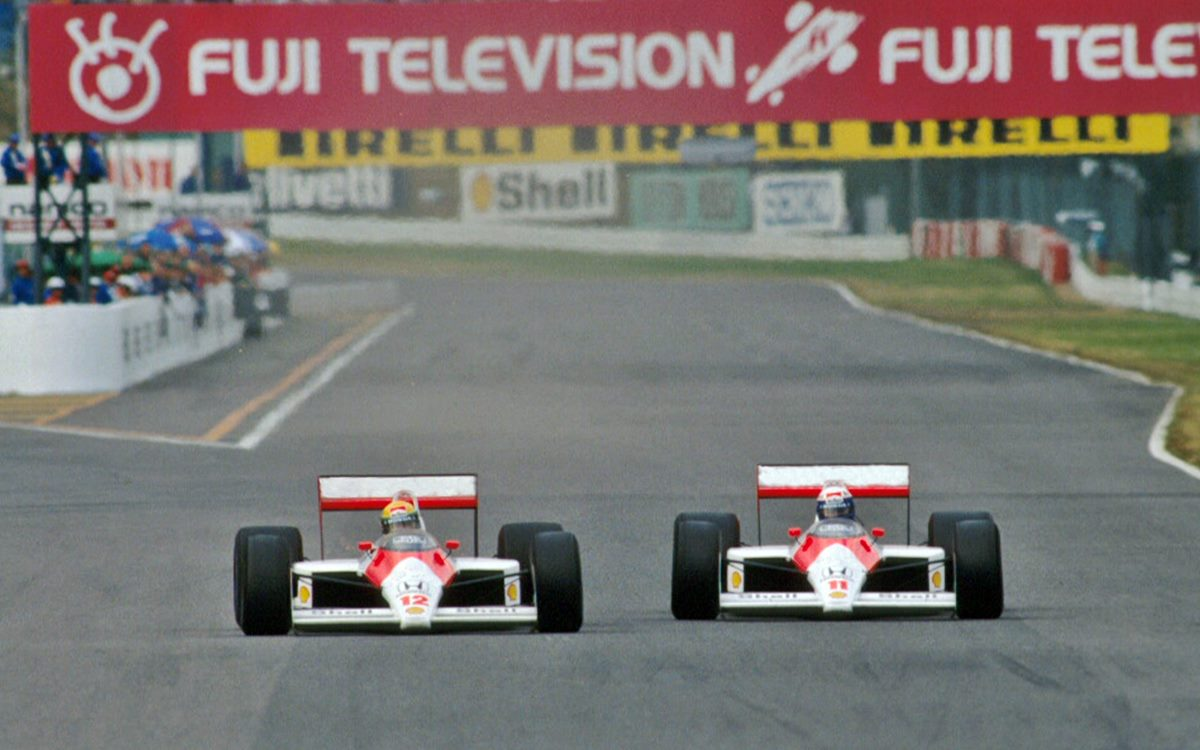 Alain Prost vs. Ayrton Senna: El día que la tierra se detuvo