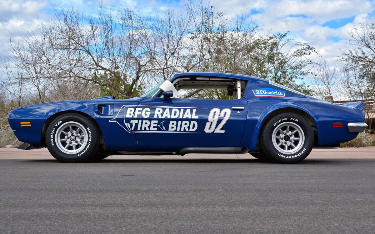 BFGoodrich Radial T/A se relanza para equipar los autos clásicos americanos