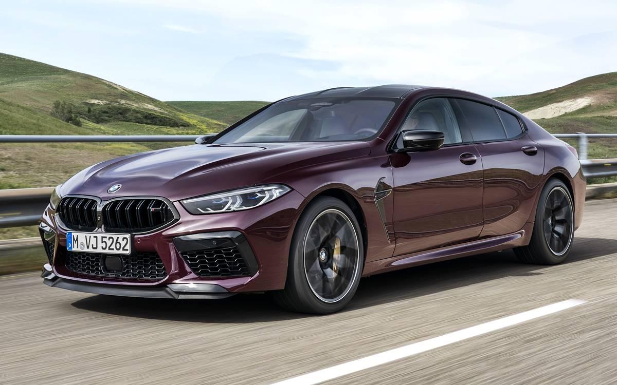Los BMW M8 con fecha de estreno