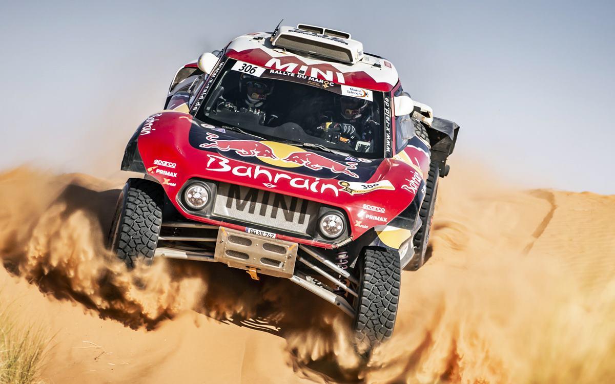 Dakar 2020: Carlos Sainz le dio el OK a Arabia Saudita