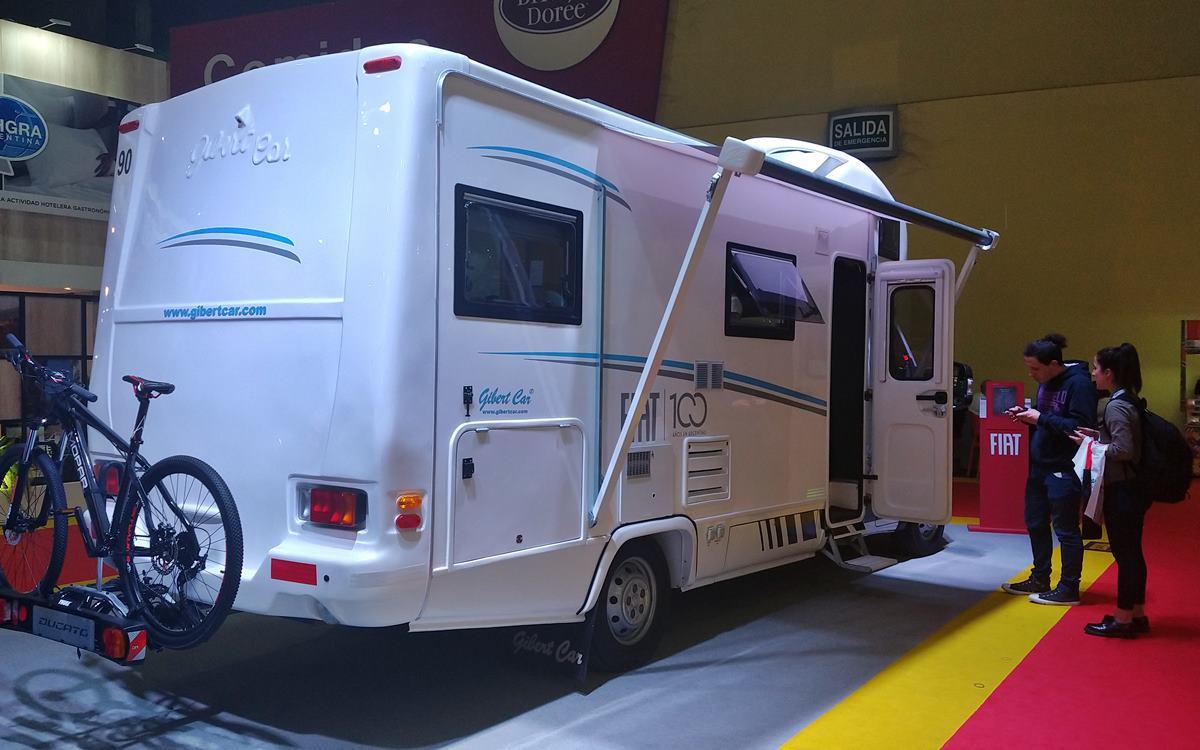Fiat Ducato Motorhome: Para viajar y disfrutar en familia