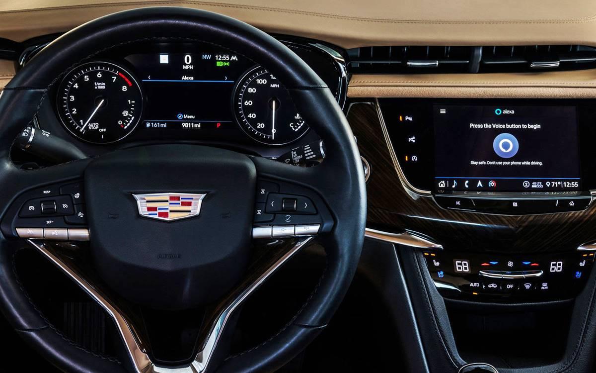 General Motors permitirá equipar sus modelos con el asistente de Amazon Alexa