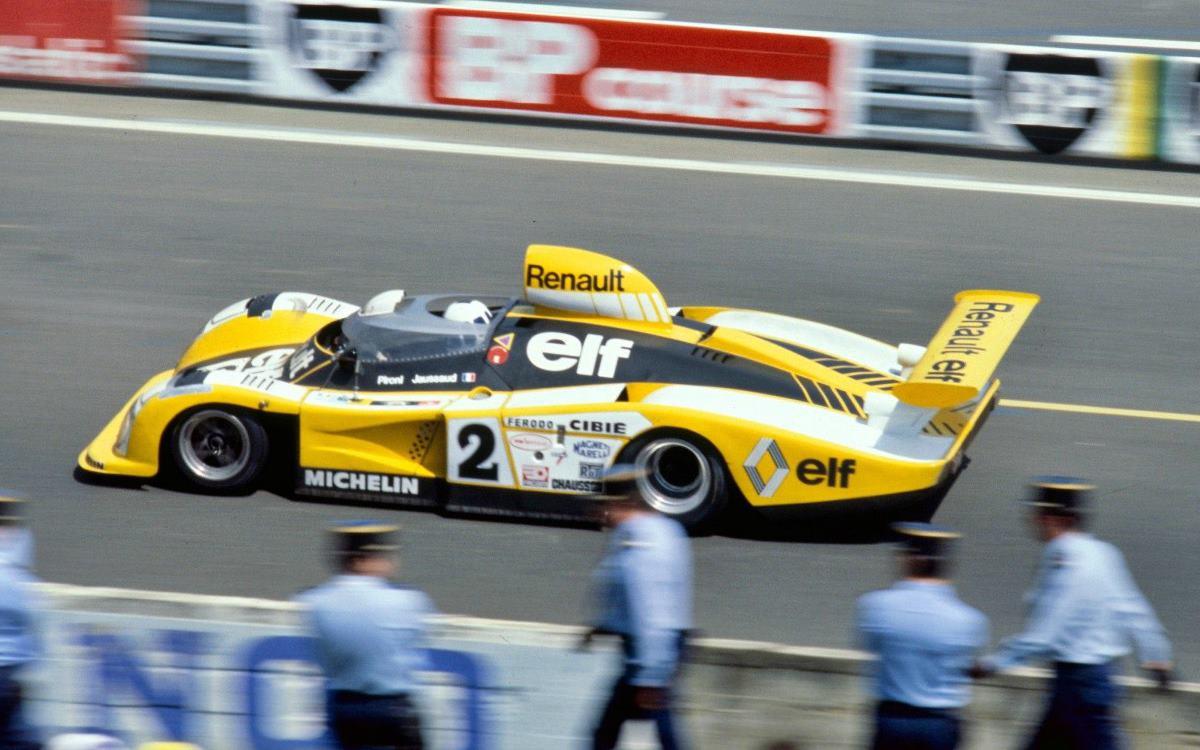 La primera era del turbo en la Fórmula 1 (parte I)