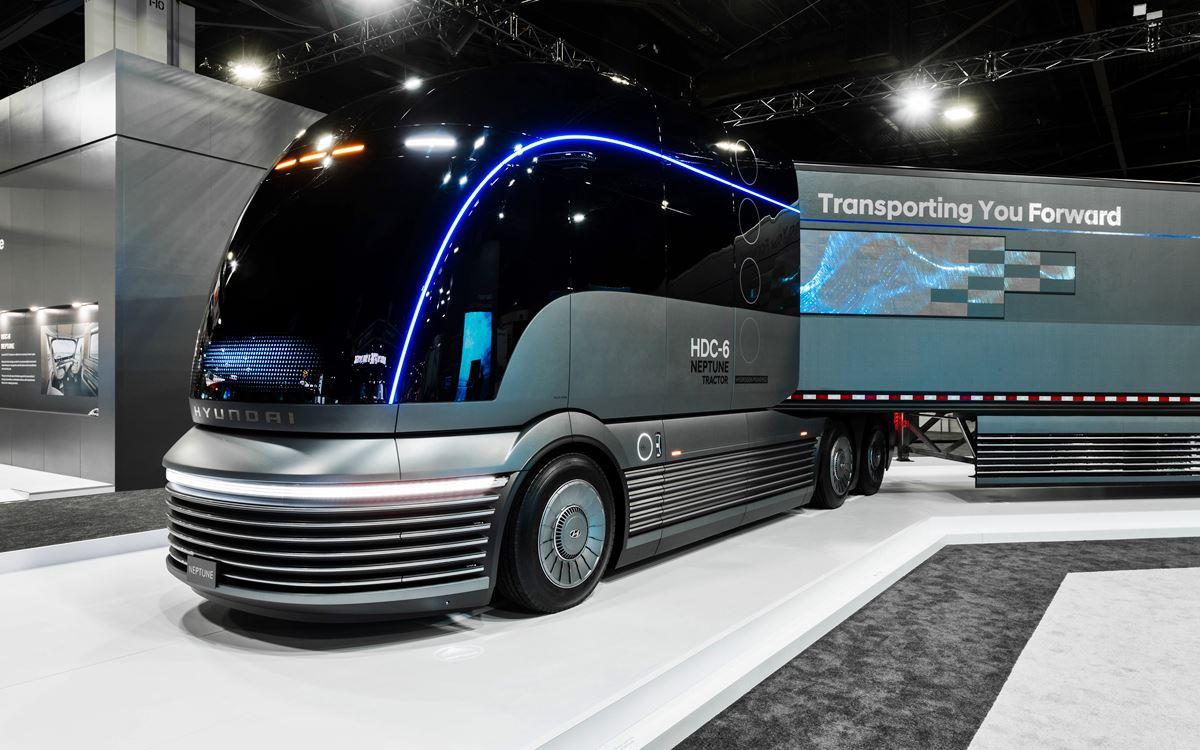 Hyundai HDC-6 Neptune Concept