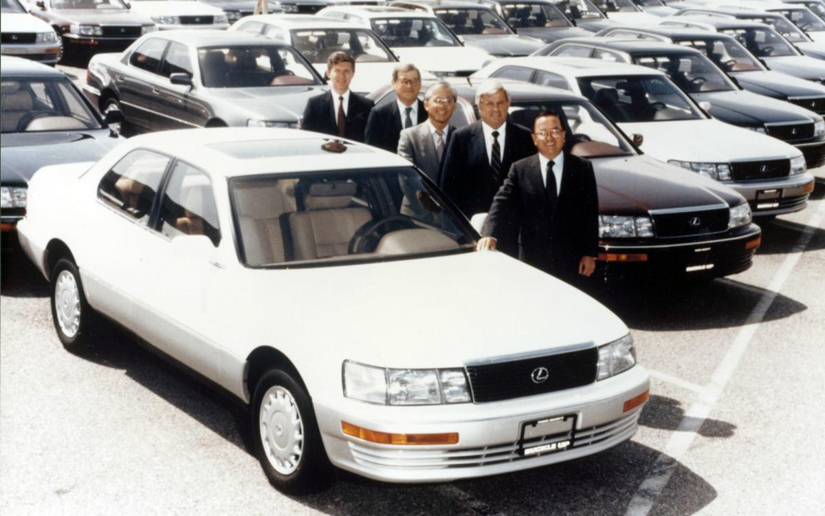 De Circle F a Lexus, la historia de la marca Premiun de Toyota