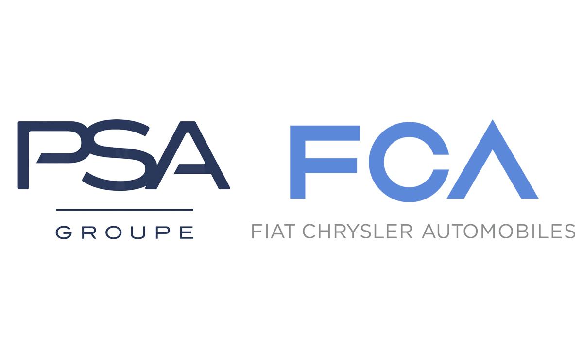 Inminente fusión entre el Grupo PSA y Fiat Chrysler Automobiles