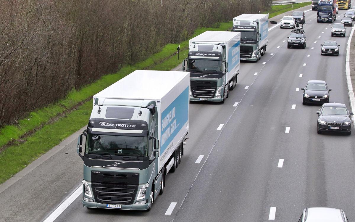 El Grupo Volvo supera el millón de vehículos conectados