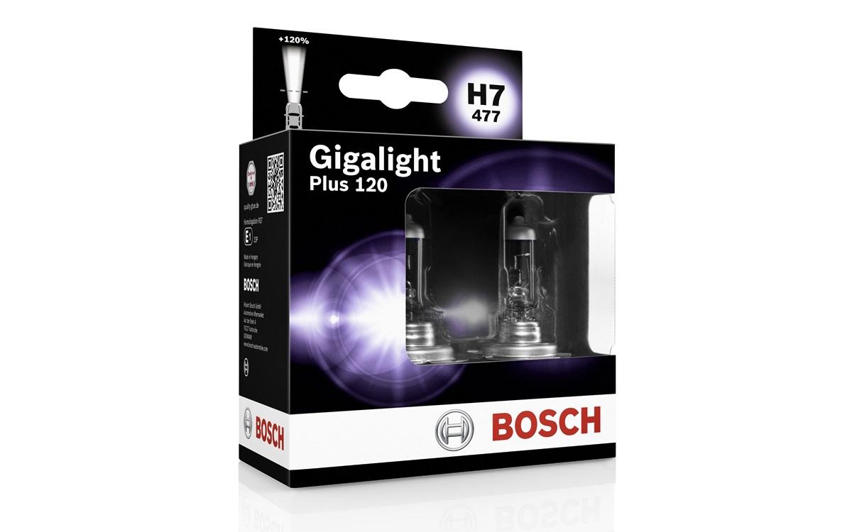 Bosch Gigalight Plus: Más luz y más seguridad