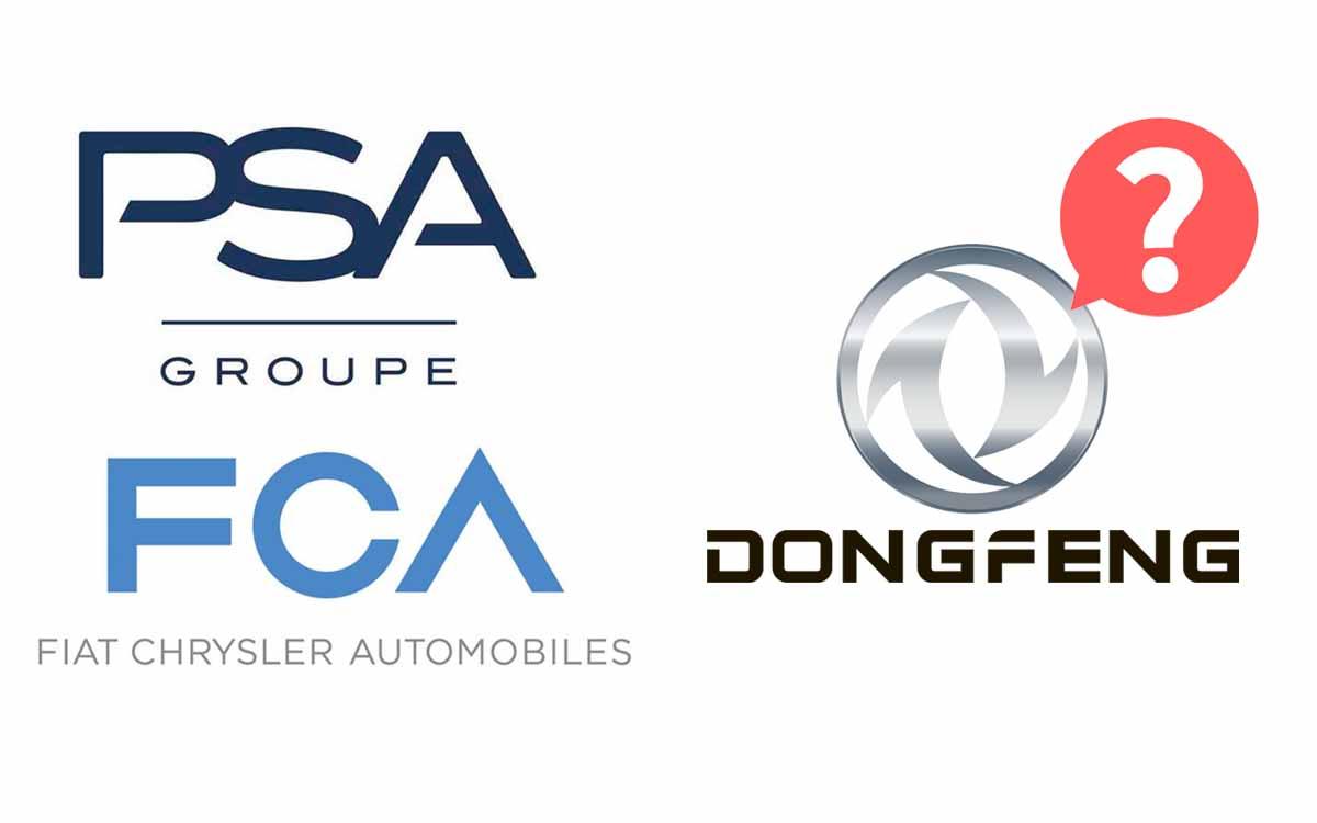 Alianza Grupo PSA y FCA: ¿Qué pasará con Dongfeng?