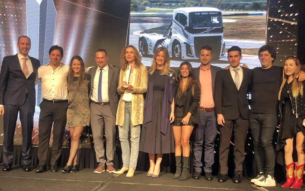 Premios Eikon 2019: El Volvo Iron Knight es de Plata