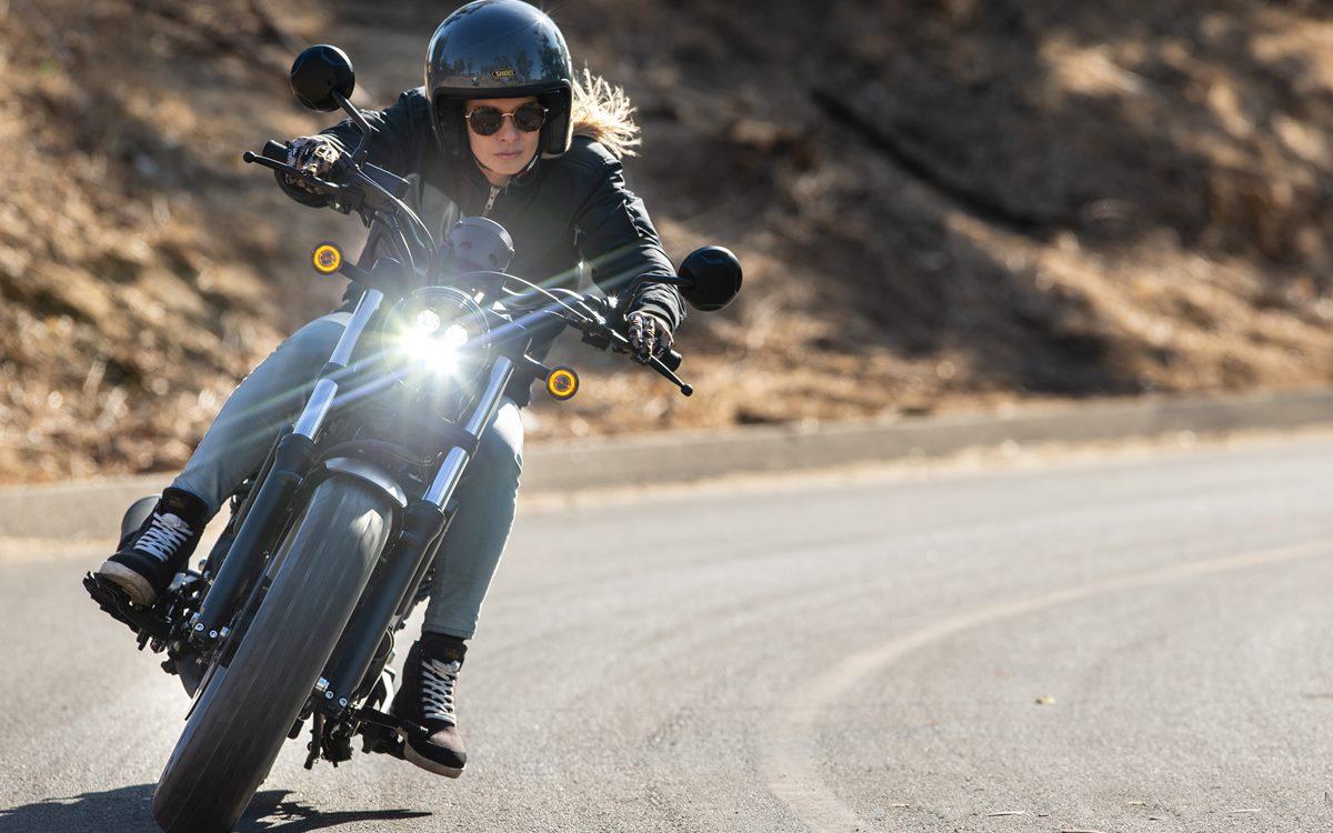 Honda Rebel 2020: Espíritu rebelde - Automundo