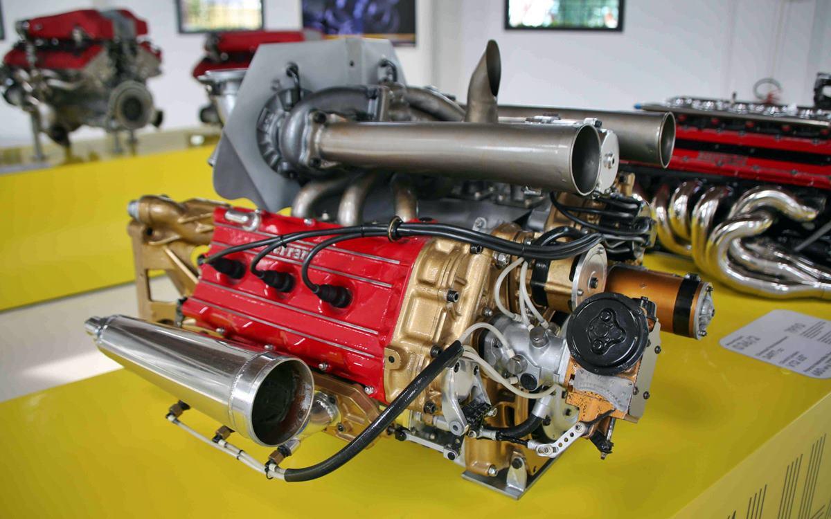 El motor CX al detalle.